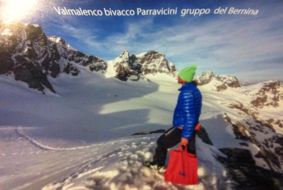 ITALIA - VALMALENCO - Bivacco Parravicini
