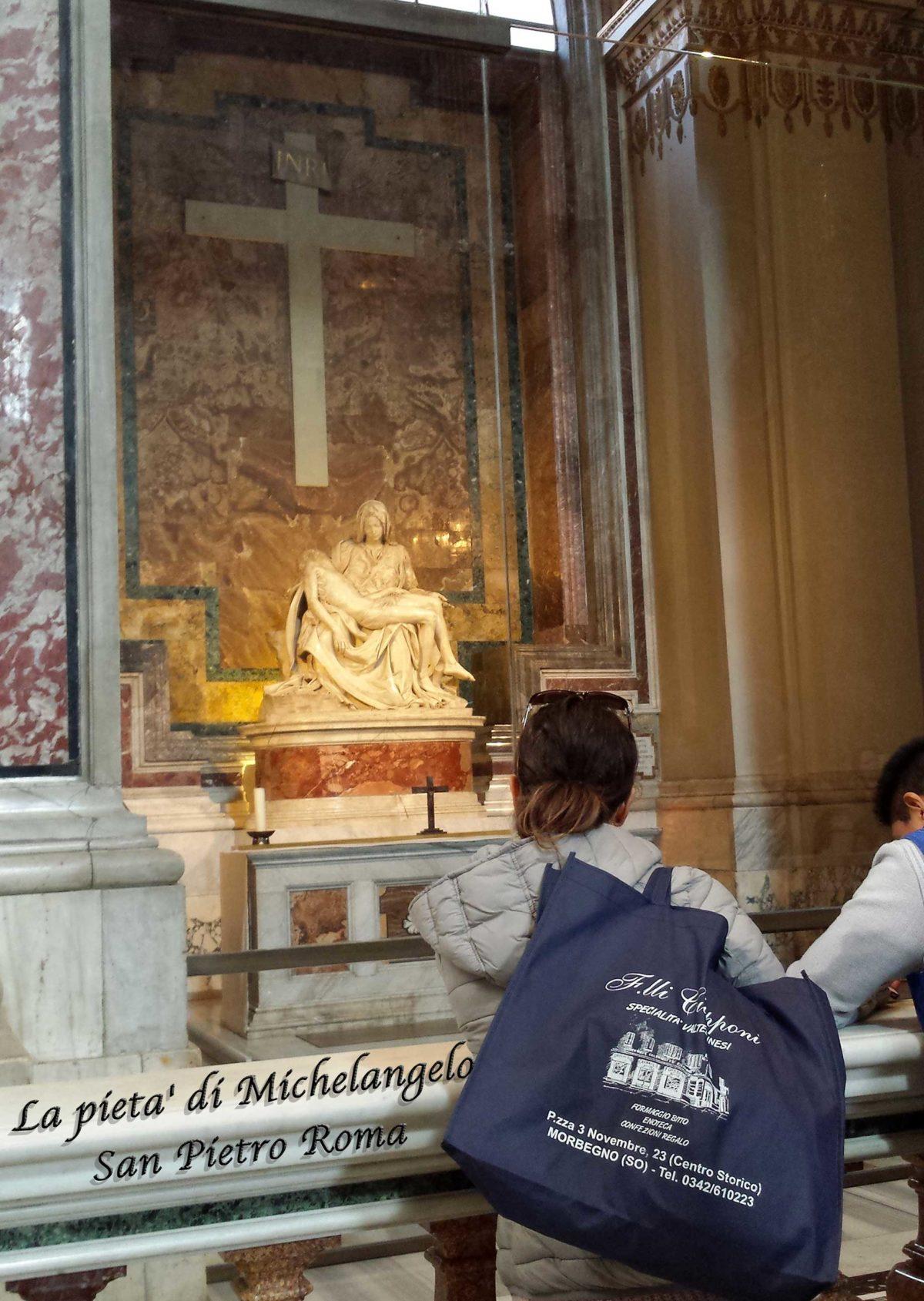 SAN PIETRO - La Pietà